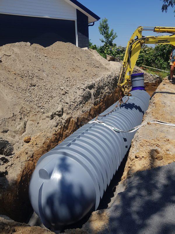 1 x 8m3 Driveway install