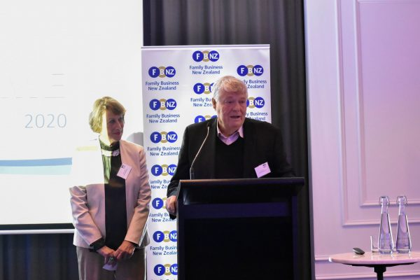 John and Leonie Hynds Hall of Fame Induction