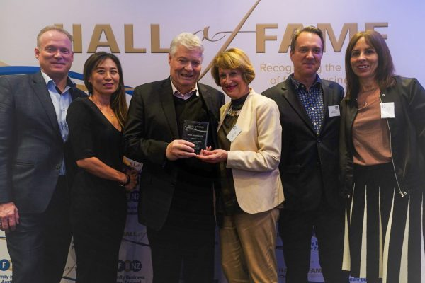Hynds Family New Zealand Family Business Hall of Fame Induction