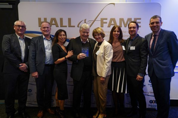 New Zealand Family Business Hall of Fame Induction for Hynds Family