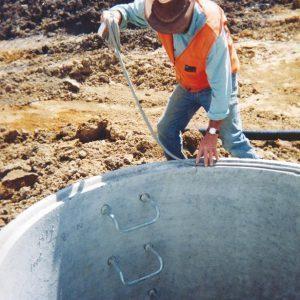 Hynds Manhole System