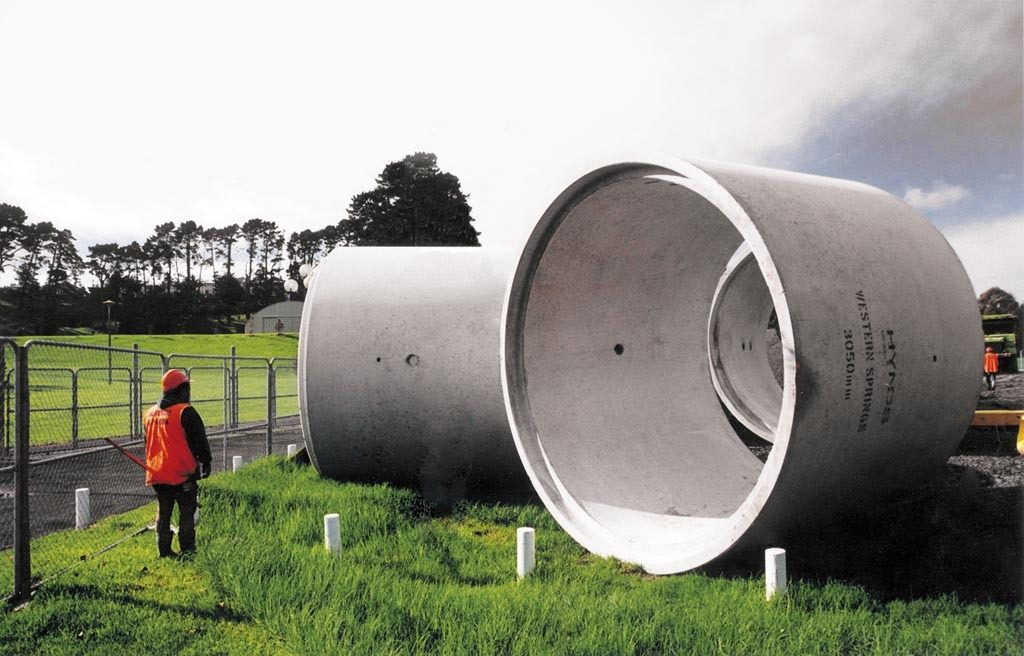 Hynds Skid Ring Joint Concrete Pipes Hynds Pipe Systems Ltd