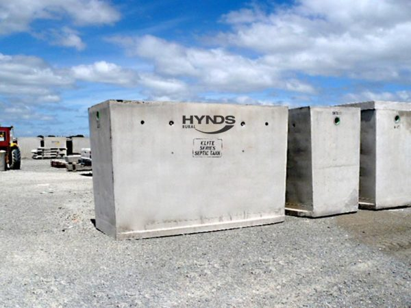 Hynds Concrete Septic Tanks