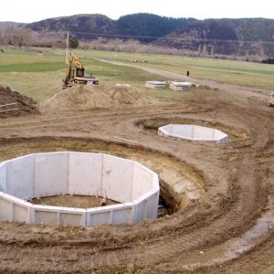 Hynds Hypond Precast Effluent Tank