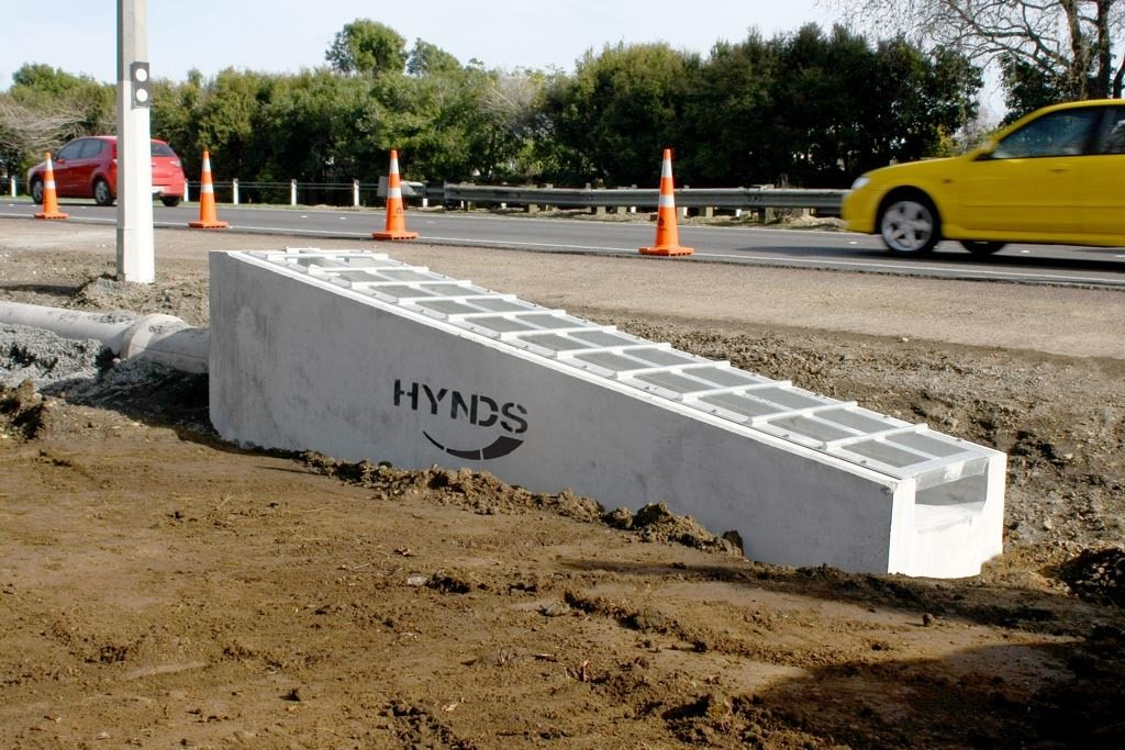 Hynds Mountable and Traversable Wingwalls - Hynds Pipe
