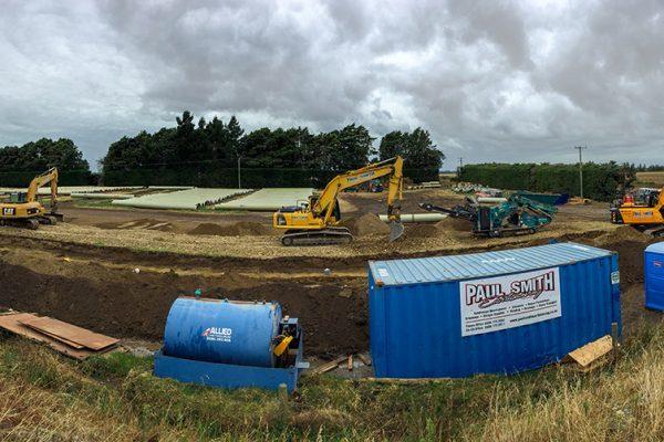Acton Irrigation Project Site