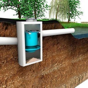 Advanced stormwater treatment - Downstream Defender