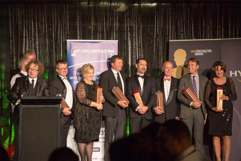 Hynds Construction Awards 2017