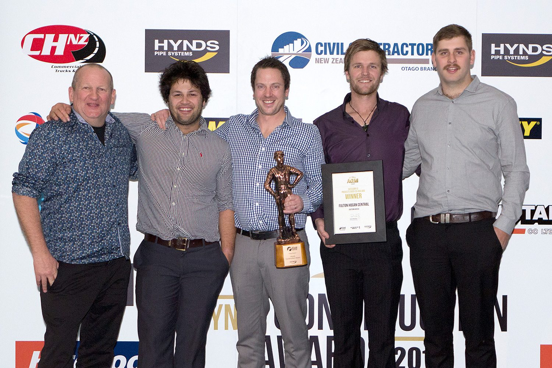 CCNZ Otago Award Winners