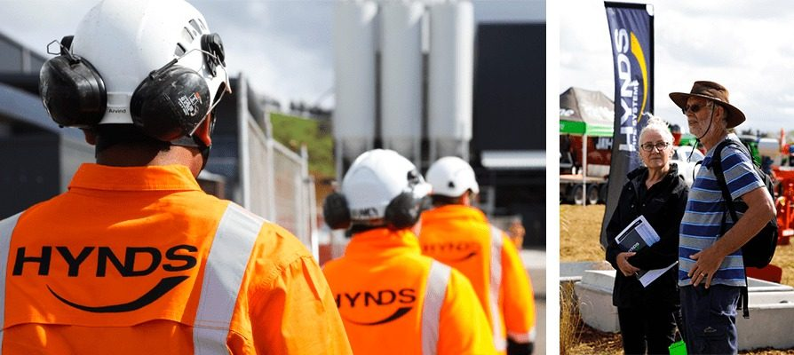 Careers Page Photos from around the Hynds Pipes Business