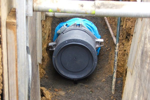 Earthquake Resilient Pipe Install Wellington