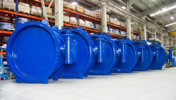 Central Plains Butterfly Valves