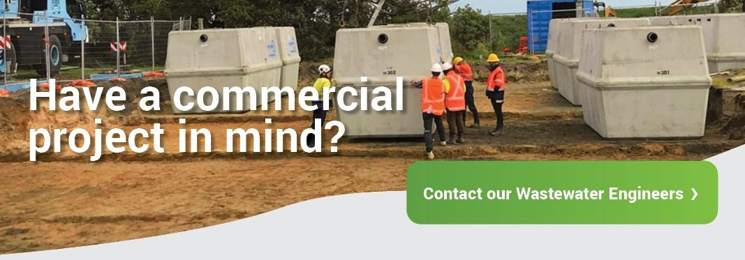 Click here to contact our Wastewater Engineers for your next commercial project
