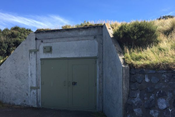 Hawkins Hill Repeater Station
