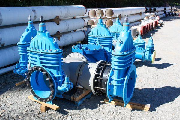 Hawle Vales Maitai Pipeline Upgrade