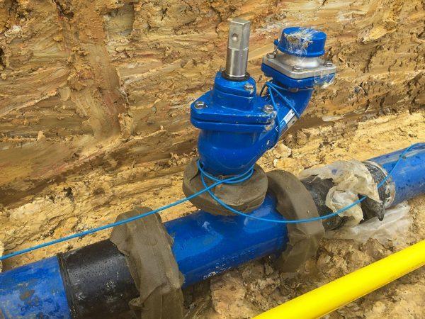 Gillies Underground Hydrant