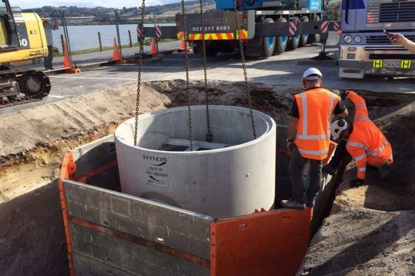 Downstream Defender Installation Taupo