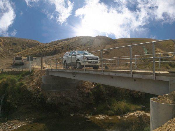 New Generation Landspan Bridge