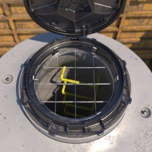 Pinnacle Manhole System
