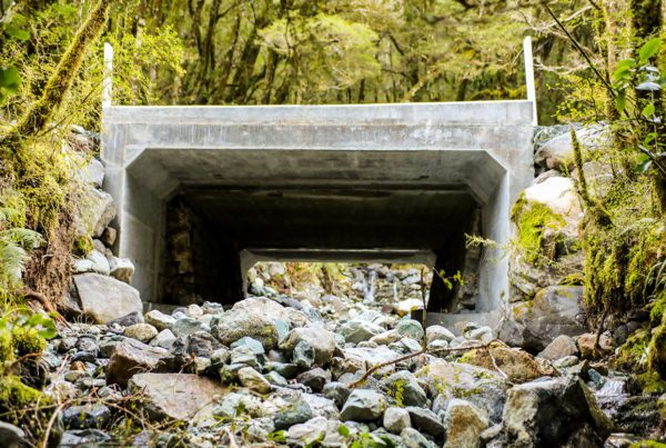 Queenstown Box Culvert