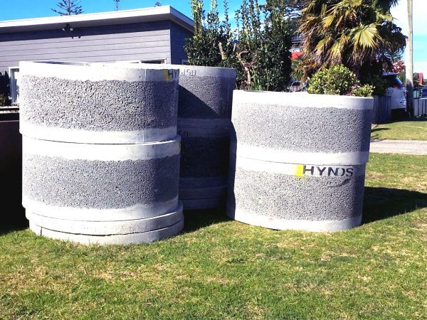 Pummice Well Liners Whangamata