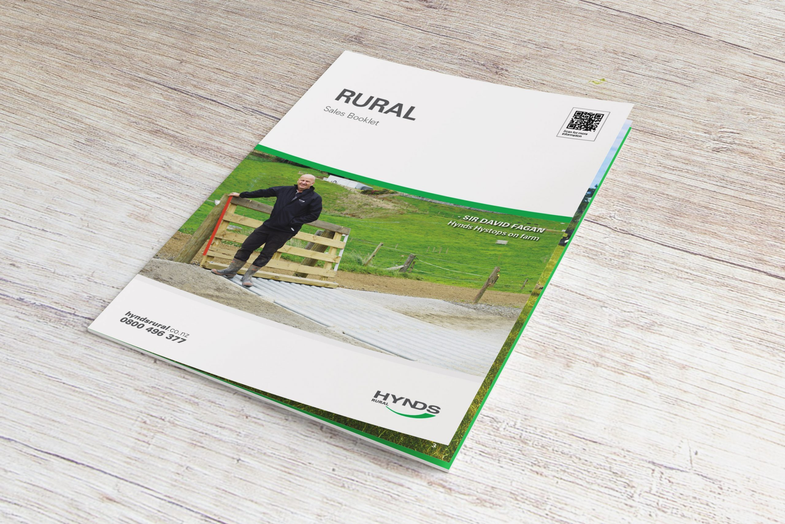 Rural Sales Book