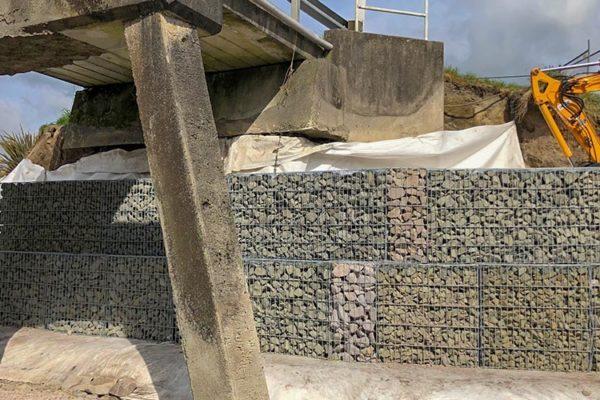 Stonebox Installation Rotorua Bridge