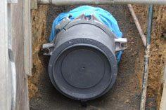 Seismic DI Pipe Install
